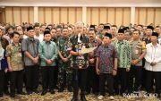 Gubernur-Forkompimda Sepakat Jaga Keutuhan NKRI