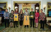 Sri Sultan Suport DBL Academy di Jogjakarta