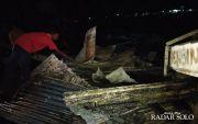 Tragisnya Nasib Nuryadi! Pagi Motor Dicuri, Malam Warung Dilalap Api