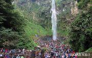 Libur Lebaran, Jumlah Wisatawan 126.318 Orang