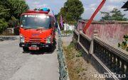 BPBD Klaten Droping 30 Tangki Air Bersih