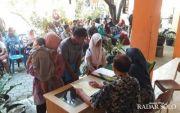 Orang Tua Serbu Sekolah, Berebut 229 Kursi SMPN 1 Sukoharjo