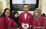 Brownies Tauge Lezat ala Mahasiswa UNISRI