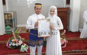 Pernikahan Unik Pasangan Muda di Boyolali, Menikah Bermahar Saham