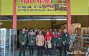 Politeknik Indonusa Surakarta Adakan Pengabdian di Sragen
