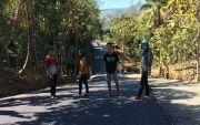 Jalan Rute Gerilya Jenderal Soedirman Rampung Diaspal
