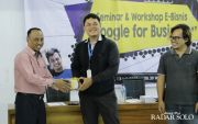 Optimalisasi Bisnis di Seminar Google for Business