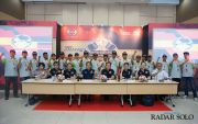 National Hino Dutro Safety Driving Masuk Final