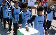 Belajar Pemilu, Tak Cuma Teori, Langsung Praktik