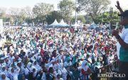 Meriahkan HUT RI, Ribuan Warga Ikuti Olahraga Formi