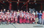 Bantuan Pendidikan CCAI Jateng Sasar Lima Desa dan Dua Kecamatan