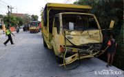 Ceroboh di Jalan, Dua Pemotor Tewas