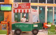 Favehotel Solo Usung Menu Food Truck