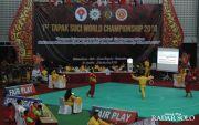 Kejuaraan Dunia Tapak Suci 2019, Ajang Pemanasan Menuju PON