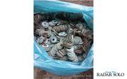 Niat Nambang Pasar, Temukan Koin Kuno