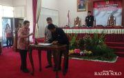 Lagi, Setyo Sukarno Pimpin DPRD Wonogiri