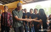 Ganjar Puji Tata Panggung Festival Ketoprak