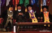 Panglima TNI Dapat Gelar Honoris Causa, Singgung soal SDM