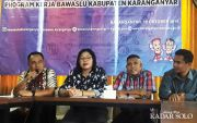 Bawaslu Klaten Rintis Desa Anti Money Politics