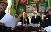 Pelantikan Presiden, Seniman Doa Kidung Macapat