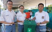 Siswa SMK PL Leonardo Klaten Ciptakan Aplikasi Trash Can Finder