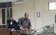 Kasus Korupsi Dana Kasda, Eks Bupati Sragen Agus Dituntut 1,5 Tahun