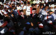 Syukuran Pelantikan, Pajang Foto Presiden-Wapres