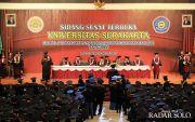 Universitas Surakarta Luluskan 757 Mahasiswa