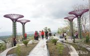 Wisatawan Ganggu Proyek Sidoguro