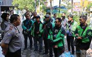 Pascabom Medan, Driver Ojol Selektif Terima Order Antar Barang