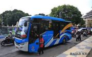 Wacanakan Sampah Jadi Alat Bayar Naik Batik Solo Trans