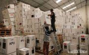 Ribuan Kotak Suara Pemilu 2019 Dilelang