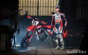 Trio Rider Perancis Siap Tebar Pesona