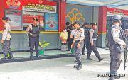Nakoba Dilempar ke Dalam Penjara, Penjagaan Kawasan Diperketat