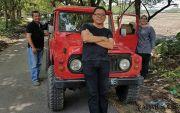 Bambang Samekto Daftar Cawabup Sragen lewat DPD, Bakal Dampingi Yuni?