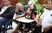 Penyandang Disabilitas Jateng Berikrar Setia NKRI & Tak Mau Dikasihani
