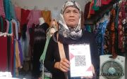 Beli Sayur Saja Cukup Scan Barcode, Pasar Gawok Terapkan Sistem QRIS