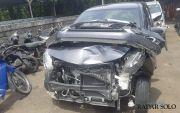 Gara-Gara Mobil Putar Balik, 6 Kendaraan Terlibat Kecelakaan Karambol
