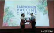 Urus International Certificate of Vaccination Bisa di JIH Solo