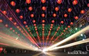 Waoww, Jensud-Pasar Gede Dihiasi Ribuan Lampion, Tandai Perayaan Imlek