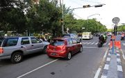 Traffic Light Depan Polresta & Terowongan Overpass Manahan Diaktifkan