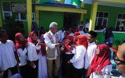 Ganjar Resmikan Sekolah & Masjid Hasil Bantuan Jateng untuk Sulteng