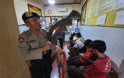 Konvoi Bawa Senjata Tajam, Belasan Pelajar SMP Boyolali Diciduk