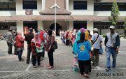 Eks Pekerja Tyfountex Desak Eksekusi Pabrik, 5 Bulan Pesangon Tak Cair