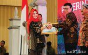 Pemkab Klaten Raih Dua Penghargaan dari Kemenpan RB