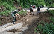 Hujan Semalaman, Sejumlah Wilayah di Boyolali Longsor