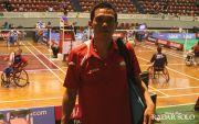 Atlet Paralympiade Tetap Berlatih Rutin