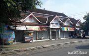 Antisipasi  Korona, Pasar Gawok Ditutup, Pedagang Pasrah