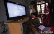 Belajar lewat TVRI Jadi Solusi Siswa yang Sulit Akses Internet