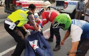 Kecelakaan Maut di Barat Kantor DPRD Tewaskan Remaja 18 Tahun